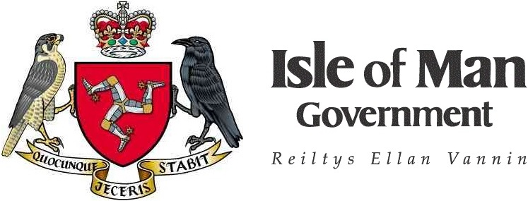 Logo of the Isle of Man Government